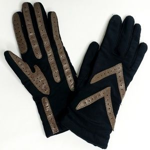 Aris | Iso-Toner Leather Detail Warm Up Gloves